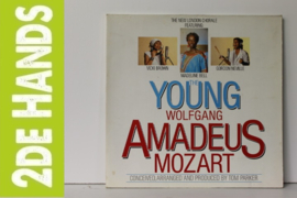 The New London Chorale ‎– The Young Wolfgang Amadeus Mozart (LP) F20