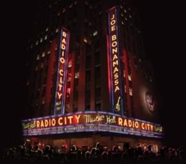 Joe Bonamassa - Live At Radio City Music Hall (2LP)