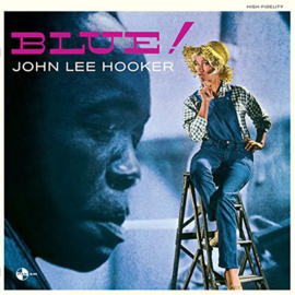 John Lee Hooker ‎– Blue! (LP)