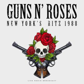Guns N' Roses – Best Of Live At New York's Ritz 1988 (LP)