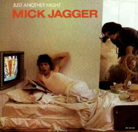 """Mick Jagger – Just Another Night (12"""" Single) T20"""