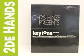Chris Hinze ‎– Chris Hinze Presents: Keytone Records (LP) C70