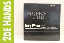 Chris Hinze – Chris Hinze Presents: Keytone Records (LP) C70