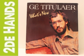 Gé Titulaer ‎– What's New (LP) K40