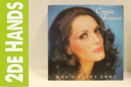 Connie Francis ‎– Who's Happy Now?(LP) F70
