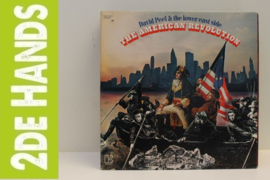 David Peel & The Lower East Side - The American Revolution (LP) A30