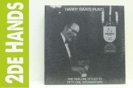 """Harry Baats – Five Plus One Styles To """"Fifty One International"""" (LP) H10"""