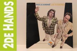 Paul & André ‎– Live In America (LP) J40