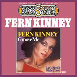 """Fern Kinney – Groove Me (12"""" Single) T20"""