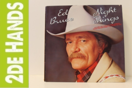 Ed Bruce ‎– Night Things(LP) C10