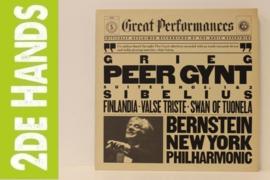 Peer Gynt Suites No. 1 & 2 / Valse Triste, Finlandia, The Swan Of Tuonela (LP) K40