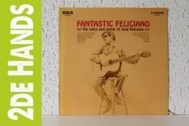 José Feliciano - Fantastic Feliciano (LP) J70
