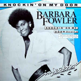 "Barbara Fowler – Knockin' On My Door (12"" Single) T30"