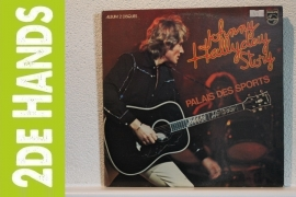 Johnny Hallyday - Palais Des Sports (2LP) E60