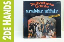 Abdul Hassan Orchestra – Arabian Affair (LP) H60