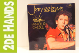 Jerry Lee Lewis ‎– Fan Club Choice (LP) B90
