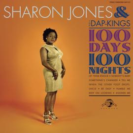 Sharon Jones & The Dap-Kings – 100 Days, 100 Nights (LP)