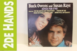 Buck Owens, Susan Raye ‎– Songs For Two (LP) E60