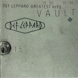 Def Leppard ‎– Vault: Def Leppard Greatest Hits 1980-1995 (2LP)
