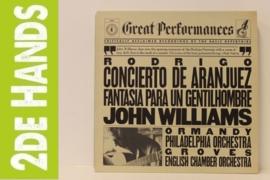 Concierto De Aranjuez / Fantasía Para Un Gentilhombre (LP) K40