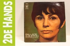 Ann Burton With The Louis Van Dyke Trio – Ballads & Burton  (LP) J10