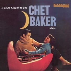 Chet Baker - Chet Baker Sings: It Could Happen To You  (LP)