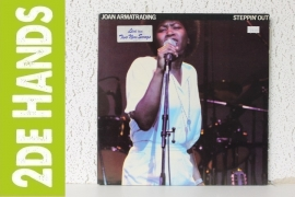 Joan Armatrading ‎– Steppin' Out(LP) E30