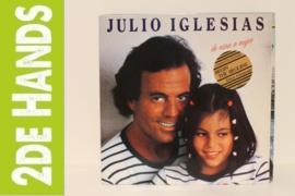 Julio Iglesias – De Niña A Mujer (LP) F10