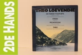 Theo Loevendie ‎– Six Turkish Folkpoems (LP) F90