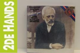 "Tchaikovsky, Cleveland Orchestra, Lorin Maazel – Symphony No. 6, Op. 74 (""Pathetique"") (LP) H40"