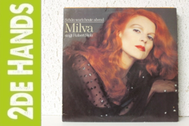 Milva – Schön War's Heute Abend (Milva Singt Robert Stolz) (LP) D70