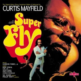 Curtis Mayfield - Superfly (2LP)
