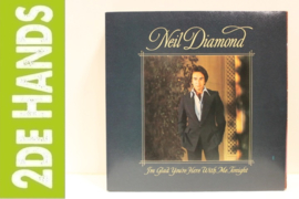 Neil Diamond – I'm Glad You're Here With Me Tonight (LP) G50
