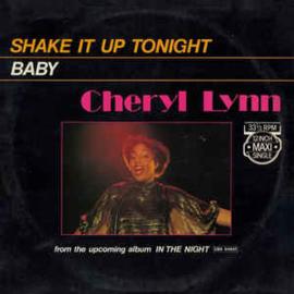 "Cheryl Lynn – Shake It Up Tonight (12"" Single) T20"
