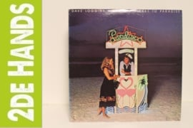 Dave Loggins ‎– One Way Ticket To Paradise (LP) B70