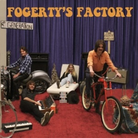 John Fogerty - Fogerty's Factory (LP)