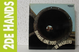 De Maskers ‎– Shame On You (LP) D30