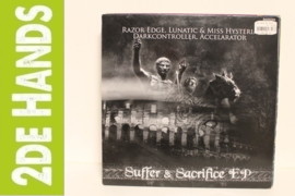 Various ‎– Suffer & Sacrifice EP (LP) G70