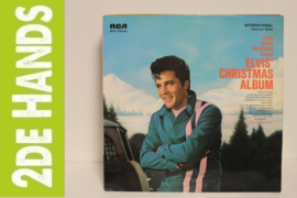 Elvis Presley - Elvis' Christmas Album (LP) F40