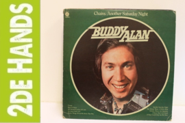 Buddy Alan - Chains / Another Saturday Night (LP) G90