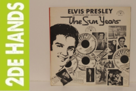 Elvis Presley – Interviews And Memories Of: The Sun Years (LP) A70