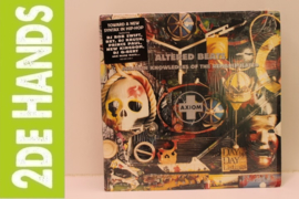 Various ‎– Altered Beats - Assassin Knowledges Of The Remanipulated (LP) E20