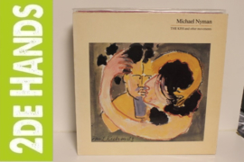 Michael Nyman ‎– The Kiss And Other Movements (LP) G70