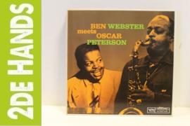 Ben Webster / Oscar Peterson – Ben Webster Meets Oscar Peterson (LP) G60