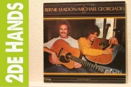 Bernie Leadon & Michael Georgiades - Natural Progressions (LP) K20