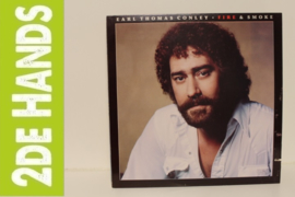 Earl Thomas Conley ‎– Fire & Smoke (LP) G50