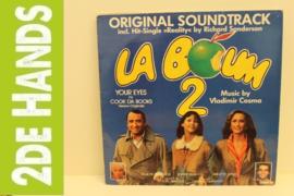 Various – La Boum 2 (Original Soundtrack) (LP) J50
