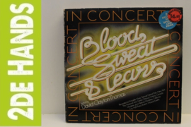Blood, Sweat & Tears Featuring David Clayton-Thomas ‎– In Concert (LP) H40