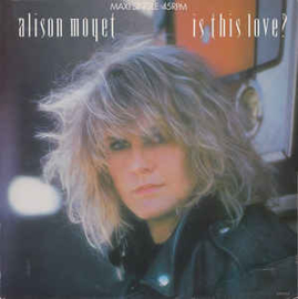 "Alison Moyet - Is This Love? (12"" Single) T20"