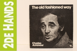 Charles Aznavour ‎– The Old Fashioned Way (LP) D90